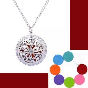 Jewelry - Aromatherapy Star Locket Necklace